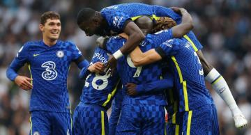 Londra derbisinin galibi Chelsea