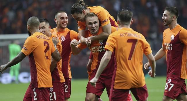 Galatasaray'dan iyi başlangıç