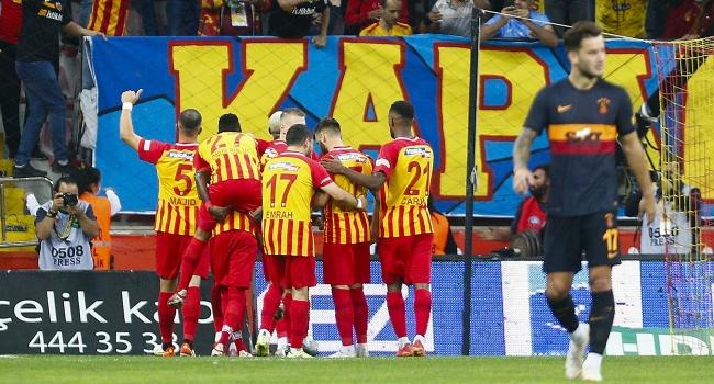 Galatasaray tepetaklak