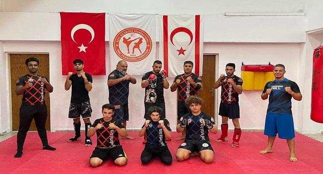 MMA Şampiyonasında dövüşecekler