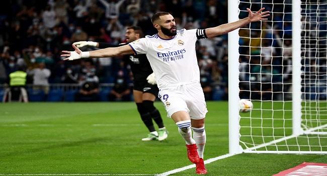 Karim Benzema'nın gecesi