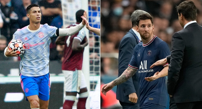 Ronaldo'nun boşu yok, Messi suskun