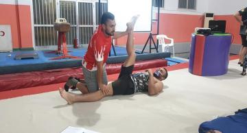 Cimnastikte antrenör kursu tamamlandı