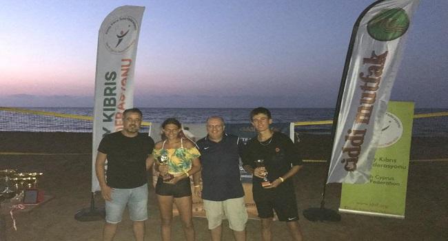 Acapulco'da tenis keyfi yaşandı