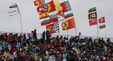 Türkiye GP'yi 190 bin kişi izledi