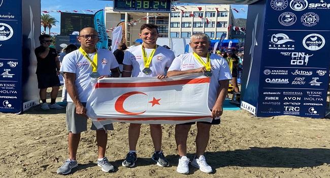 Ulaç ve İlker, Dünya Şampiyonasında yüzecekler